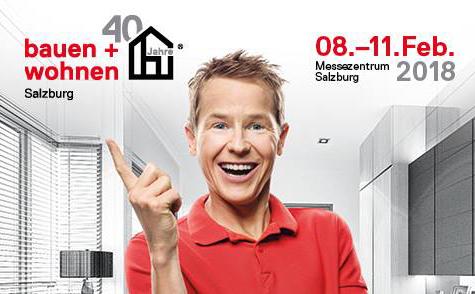 Bauen + Wohnen - Salzburg 2018